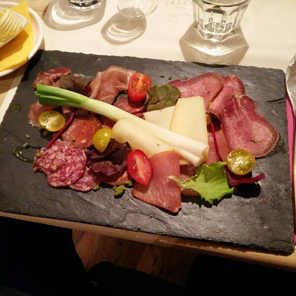 Cold Cuts From The Countryside
