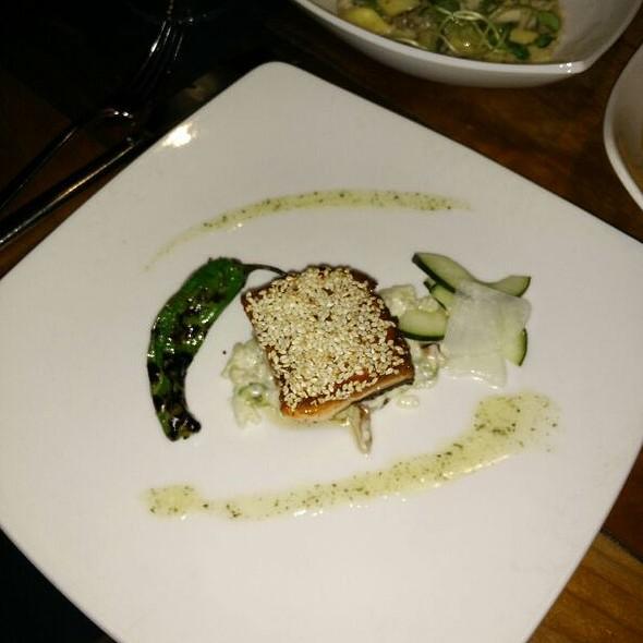 Sesame Salmon - Unum Restaurant, Washington, DC