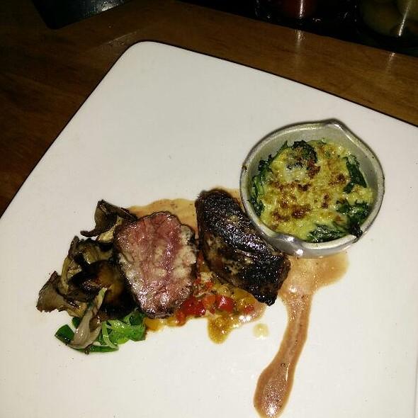 Ribeye Steak - Unum Restaurant, Washington, DC