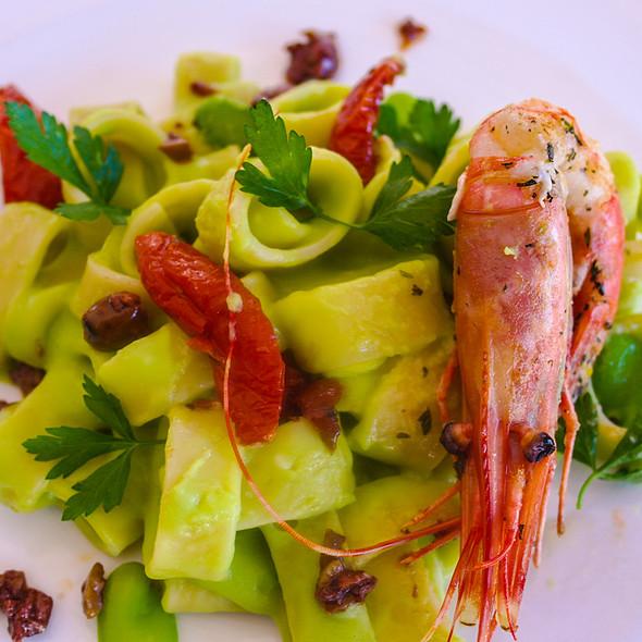 calamarata pasta fava Prawn - BICE - San Diego, San Diego, CA