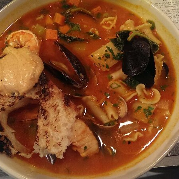 Cioppino @ Steelhead Diner