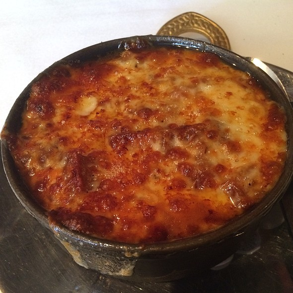 French Onion Soup - Roots Steakhouse - Morristown, Morristown, NJ