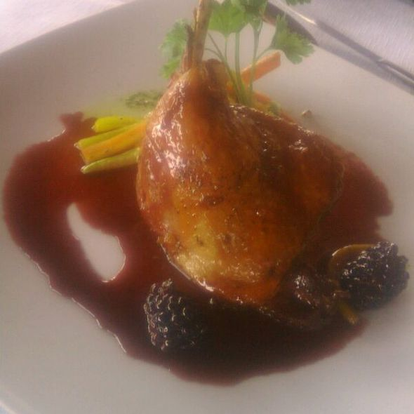 Duck Confit @ Number FOUR