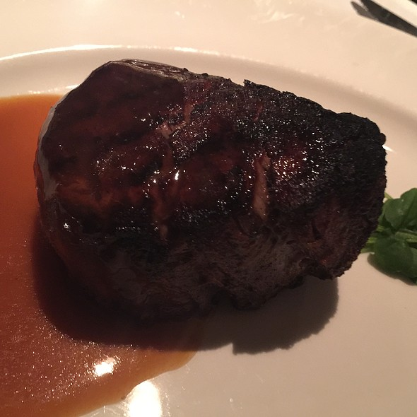 Filet Mignon - The Capital Grille - Phoenix, Phoenix, AZ
