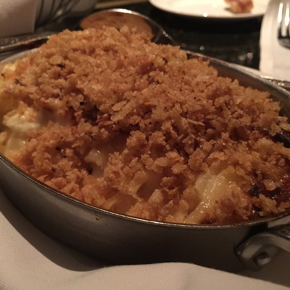 Scalloped Potatoes - The Capital Grille - Phoenix, Phoenix, AZ