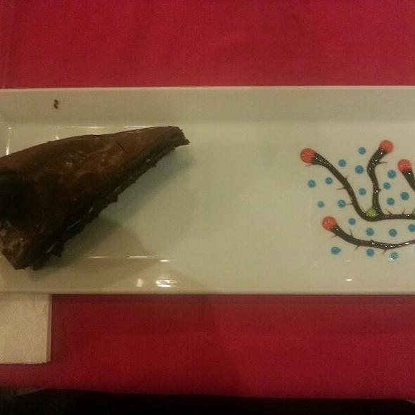 Oregon Chocolate Cake