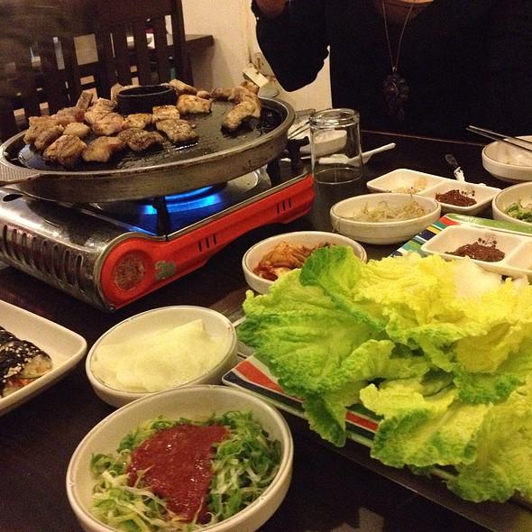 Go Chu Jang Sam Gyeop Sal