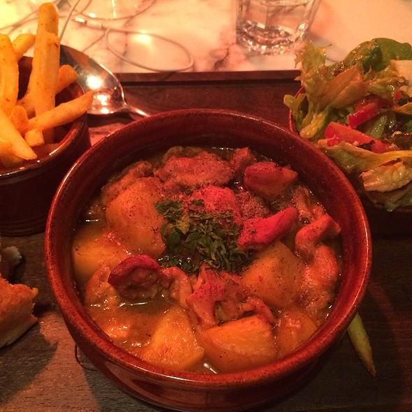 Chicken Curry @ Forneria