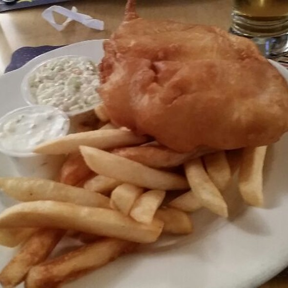Fish and Chips @ Thistle Fish & Chips