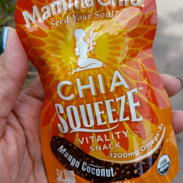 Mama Chia Mango Coconut - Beach Chalet Brewery & Restaurant, San Francisco