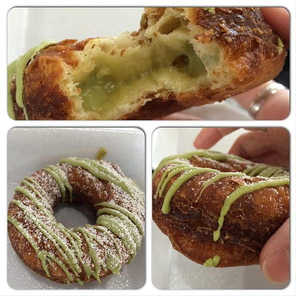 Green Tea BUTTerNUT @ Regal Bakery