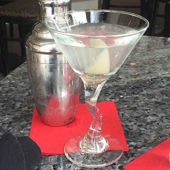 Pear Martini - Martini's Bistro, Longmont, CO