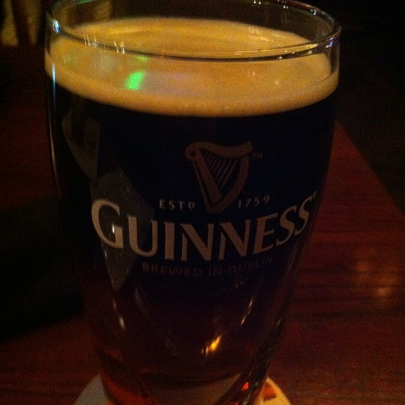 Black & Tan @ Claddagh Irish Pub the