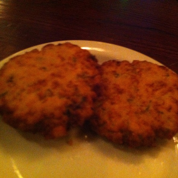 Potato Cakes @ Claddagh Irish Pub the