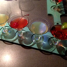 Martini Flight