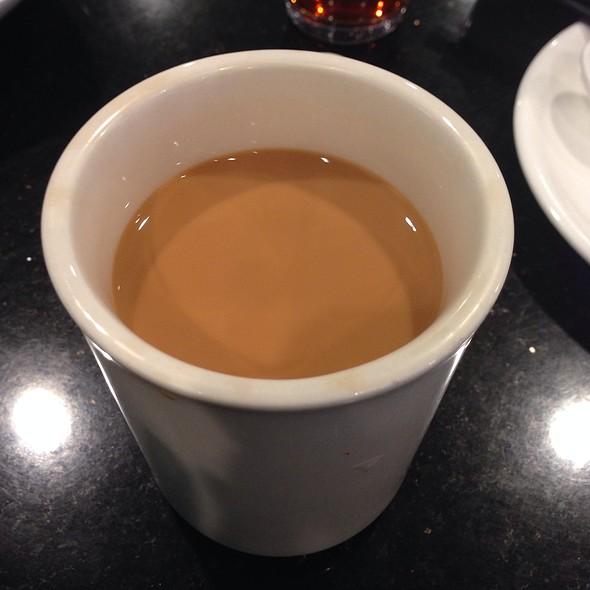 hong kong milk tea