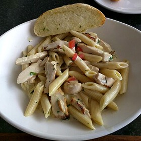 Wood Smoked Chicken Penne