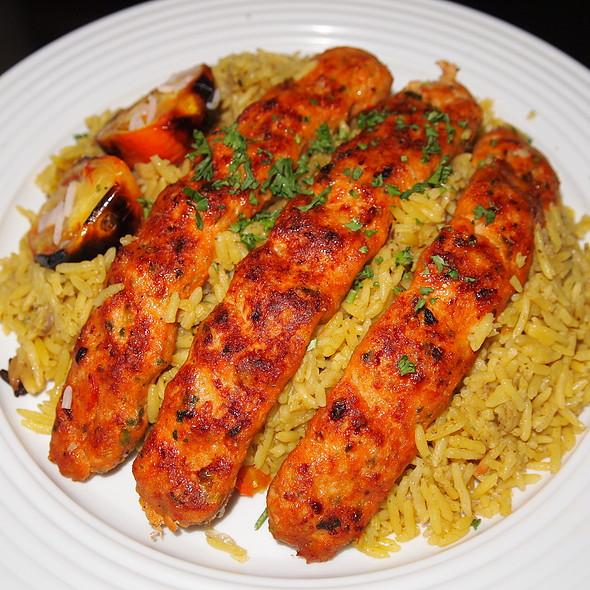 Chicken Kebab Beryani