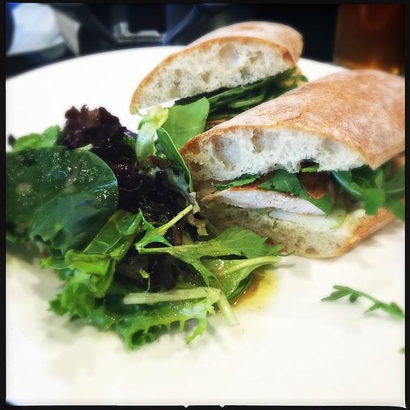 Chicken Sandwich @ Vanguard Kitchen
