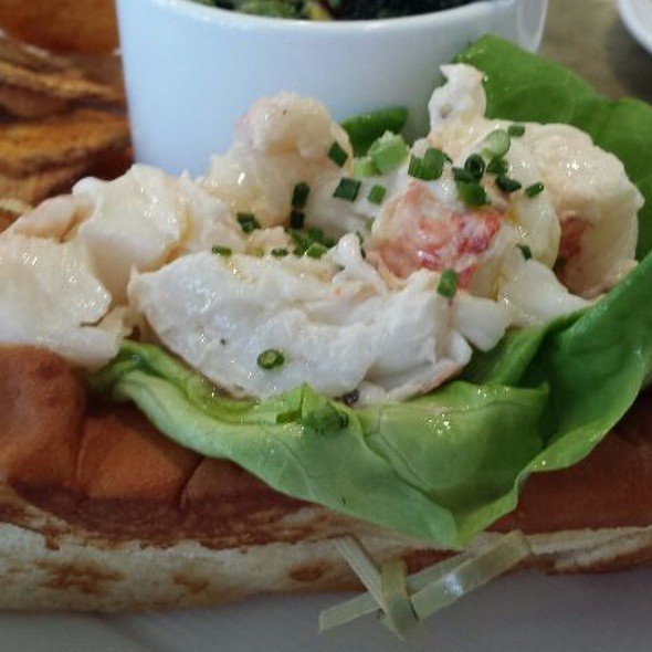 lobster roll - Blossom, Charleston, SC