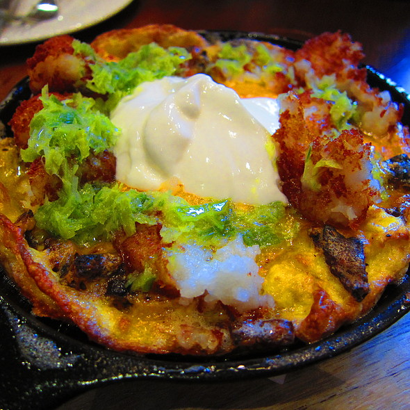Loaded Potato Frittata @ Murray Street Kitchen