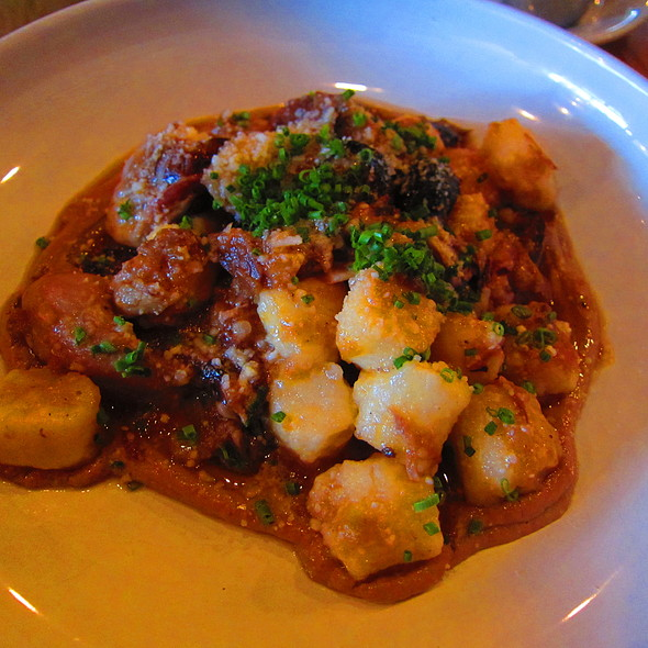 Gnocchi With Duck Ragu @ Town