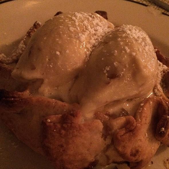 Pear Tart - Sfoglia, New York, NY