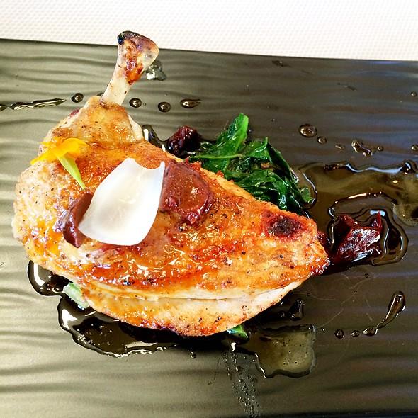 Chicken @ Harriman's Virginia Piedmont Grill