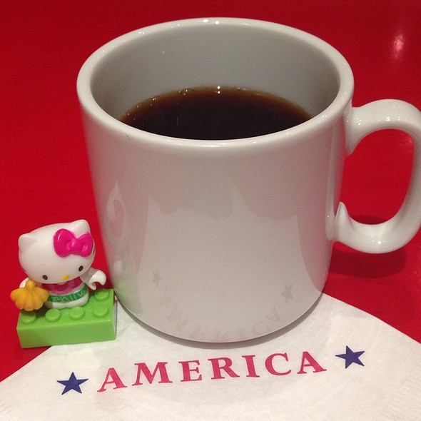 Coffee - America Restaurant - NYNY Hotel and Casino, Las Vegas, NV