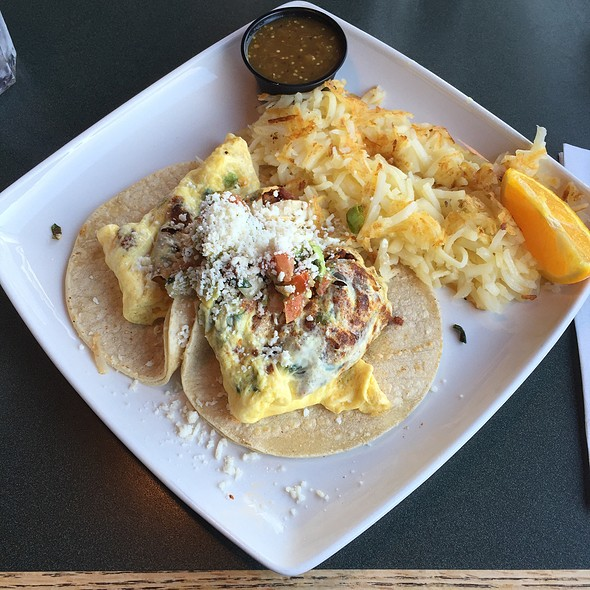 Breakfast Tacos @ Lowell's Restaurant
