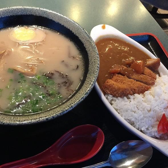 Mini Batten Ramen & Mini Katsu Curry