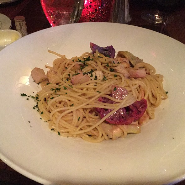 specialty pasta with chicken  - Equus and Jack's Lounge, Louisville, KY