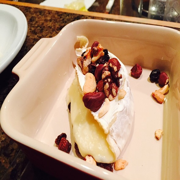 Baked Brie @ The Cornerstone