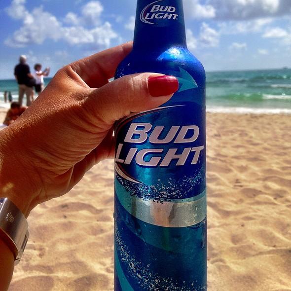 Bud Light @ South Miami Beach