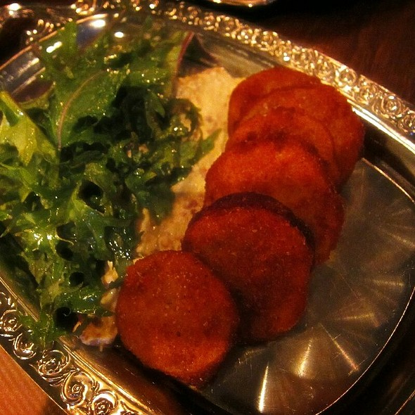 Fried Green Tomatoes @ Union: Local 613