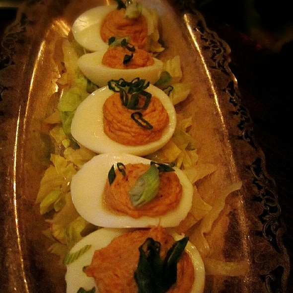 Deviled Eggs @ Union: Local 613