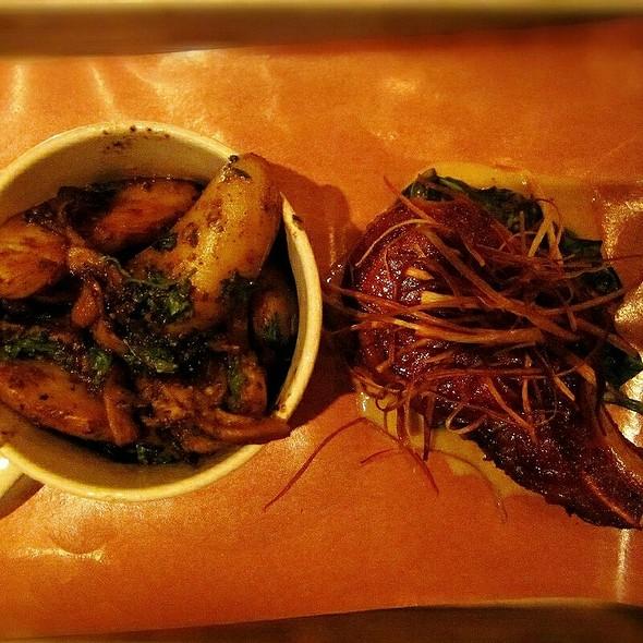 Bone-in Pork Chop @ Union: Local 613
