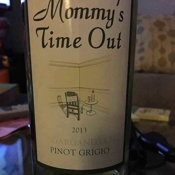 Mommy's Time Out Garganega Pinot Grigio @ Myplace