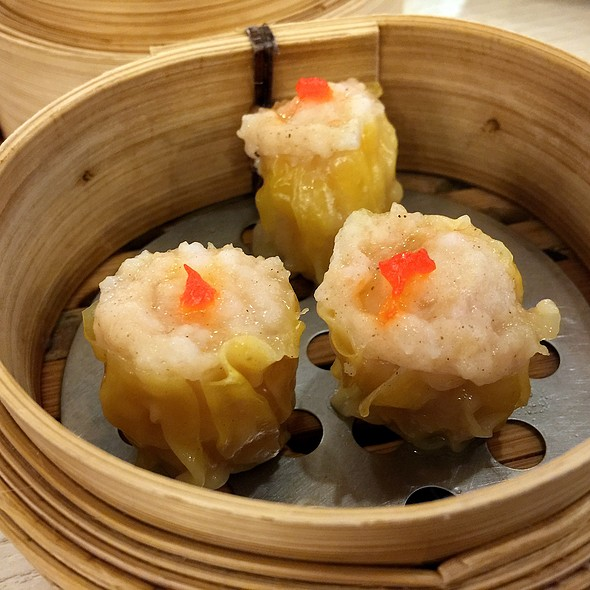 Shrimp Shumai @ HKN - Hong Kong Noodle @ Seacon Square