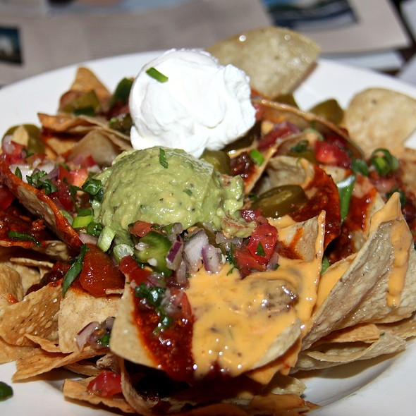 Capitol City Nachos - Capitol City Brewing Company - Downtown, Washington, DC
