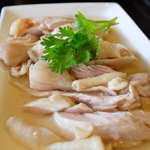 Drunken Chicken @ Ting Tai Fu (ติ่งไท้ฝู)