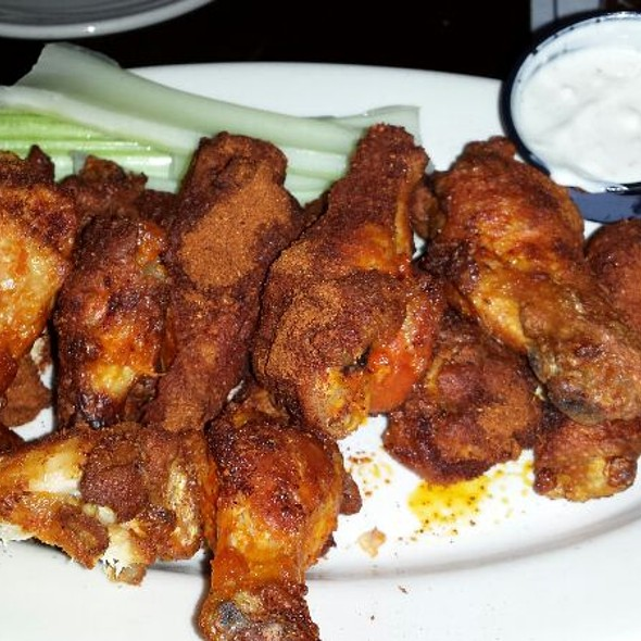 Habanero Hot Wings