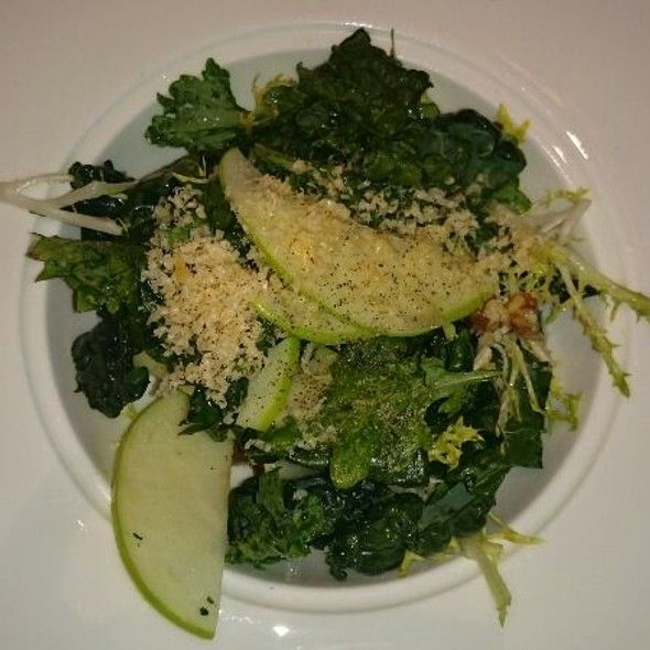 Wilted Kale Salad
