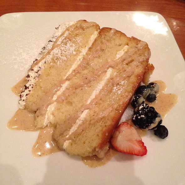 Cinnamon Cake - Bluestone, Timonium, MD