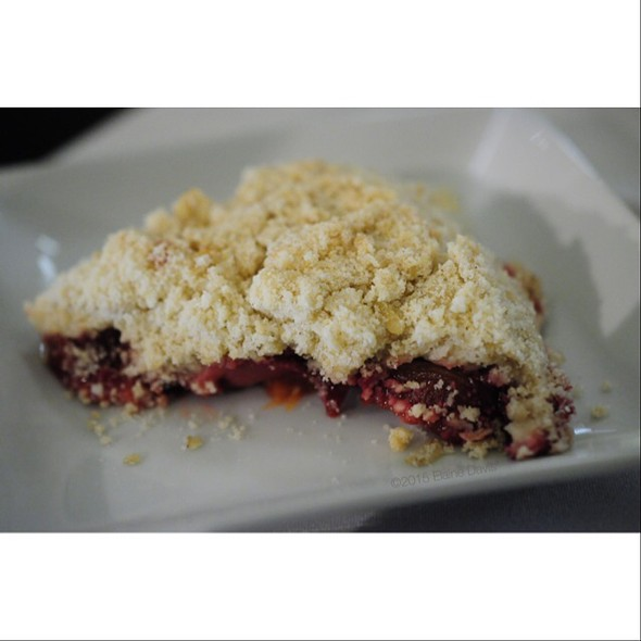 Dessert @ Oak 63