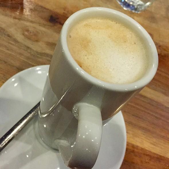 Nutcracker Latte @ Kuppa Coffee & Tea