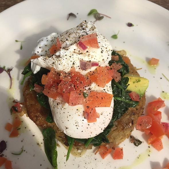 Breakfast Stack @ Cafe 115