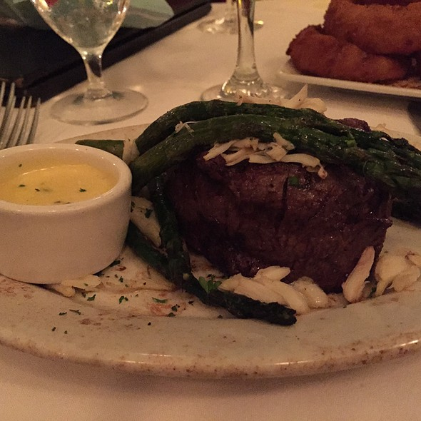 Filet Mignon Oscar Style - Marsha Brown, New Hope, PA