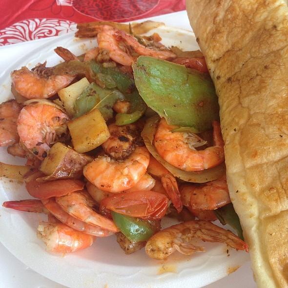 Shrimp Tray