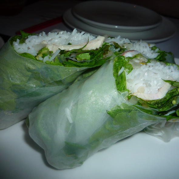 Spring Rolls @ Pagolac